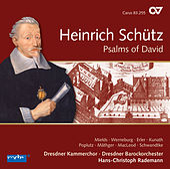 Schütz: Psalms of David by Dorothee Mields