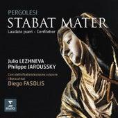Pergolesi: Stabat Mater, Laudate pueri & Confitebor by Philippe Jaroussky