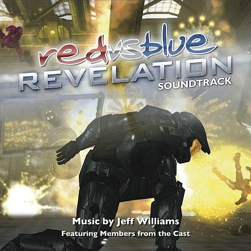 Red vs. Blue Revelation Soundtrack by Jeff Williams