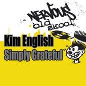 Simply Grateful by Kim English