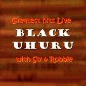 Greatest hits Live with Sly & Robbie de Black Uhuru