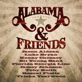 Alabama & Friends by Various Artists