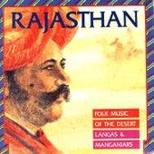 Rajasthan by Langas and Manganiars
