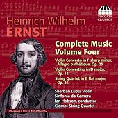 Ernst: Complete Music, Vol. 4 by Various Artists