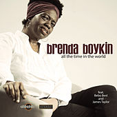 All the Time in the World by Brenda Boykin