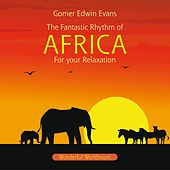 AFRICA : Rhythms For Relaxation by Gomer Edwin Evans