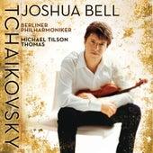 Tchaikovsky: Violin Concerto, Op. 35; Mélodie; Danse russe from Swan Lake, Op. 20 (Act III); Serenade melancolique [German Version] by Berlin Philharmonic Orchestra