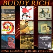 Nine Classic Albums 1954-1958 de Buddy Rich