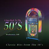 A Step Back to the 50s Vol. 16 de Various Artists