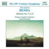 Sinfonias Nos. 7-12 de Jiri Antonin Benda