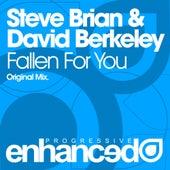 Fallen For You von Steve Brian