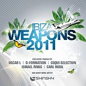 Ibiza Weapons 2011 - EP de Various Artists