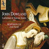 John Dowland: Lachrimae or Seaven Teares by Jordi Savall