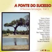 A Fonte do Sucesso: 14 Sucessos Sertanejos, Vol. 3 de Various Artists