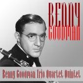 Benny Goodman Trio Quartet Quintet by Benny Goodman