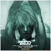Stay The Night (Remixes Featuring Hayley Williams Of Paramore) by Zedd