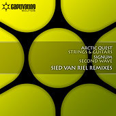 Strings & Guitars / Second Wave (Sied van Riel Remixes) von Various Artists