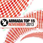 Armada Top 15 - November 2013 de Various Artists