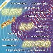 Elite do Brega, Vol 4 de Various Artists