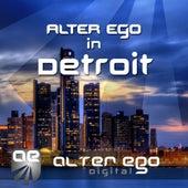 Alter Ego In Detroit - EP von Various Artists