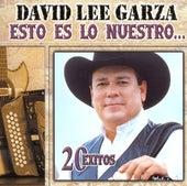 Esto Es Lo Nuestro: 20 Exitos by David Lee Garza