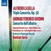 A. Casella: Triple Concerto, Op. 56 - G.F. Ghedini: Concerto dell'albatro de Various Artists