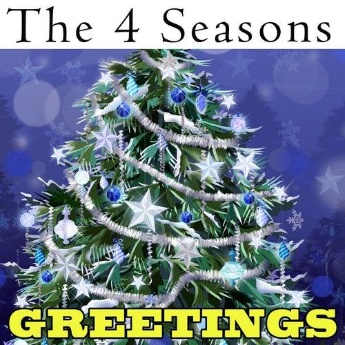 The 4 Season's Greetings by Frankie Valli & The Four Seasons