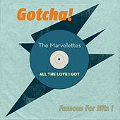 All the Love I Got (Famous for Hits!) by The Marvelettes