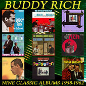 Nine Classic Albums 1958-1962 de Buddy Rich