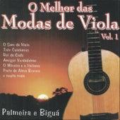 O Melhor das Modas de Viola , Vol 1 de Palmeira e Biguá