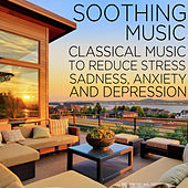 Soothing Music: Classical Music to Reduce Stress, Sadness, Anxiety, and Depression Including Fur Elise, Clair de lune, Swan Lake, and More! de Various Artists