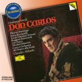 Verdi: Don Carlos von Plácido Domingo