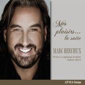Mes plaisirs… la suite by Marc Hervieux