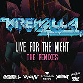 Live for the Night (Remix EP) de Krewella