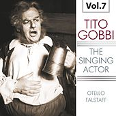 The Singing Actor, Vol. 7 de Various Artists