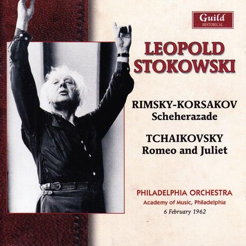 Rimsky-Korsakov: Scheherazade - Tchaikovsky: Romeo and Juliet by Philadelphia Orchestra