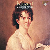 Mozart: Concert Arias Complete von Various Artists