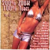 200% Zouk 100% Tubes Vol. # 3 de Various Artists
