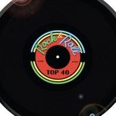 Top 40 Rock n Roll von Various Artists