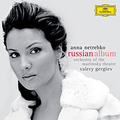 The Russian Album by Anna Netrebko