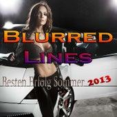 Blurred Lines (Besten Erfolg Sommer 2013) von Various Artists