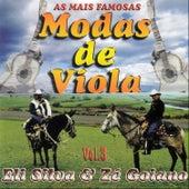 As Mais Famosas Modas de Viola, Vol 3 de Eli Silva e Zé Goiano