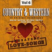 Country & Western, Vol. 6 (Greatest Love-Songs) von Various Artists