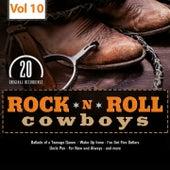 Rock 'n' Roll Cowboys, Vol. 10 de Various Artists