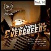 Evergreens Golden International, Vol. 10 de Various Artists