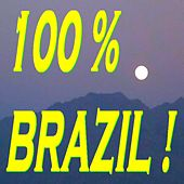 100% Brazil ! von Various Artists