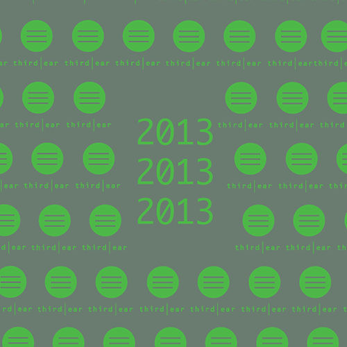 In Yer Third Ear 2013 by Various Artists