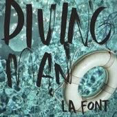 Diving Man by La Font