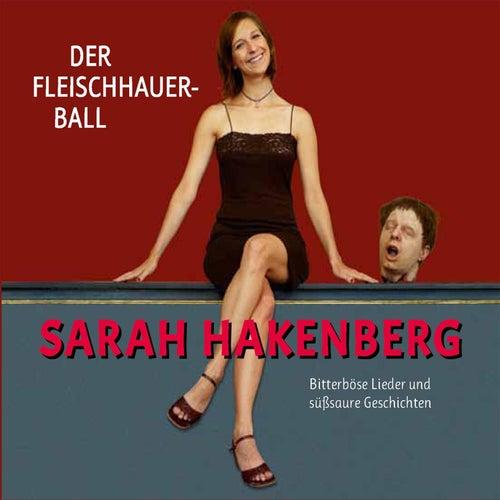 Der Fleischhauerball by Sarah Hakenberg