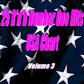 25 R'n'b Number One Hits: USA Chart (Volume 3) by Various Artists